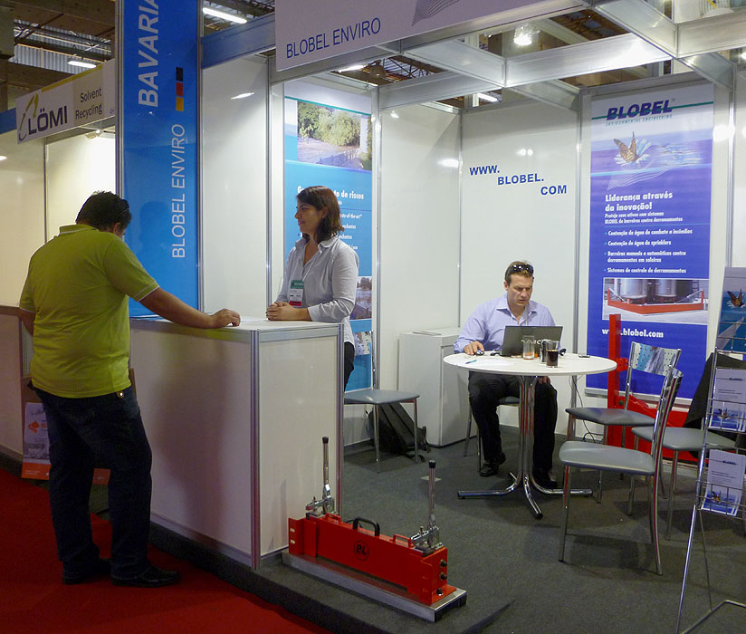 Messestand China 2011